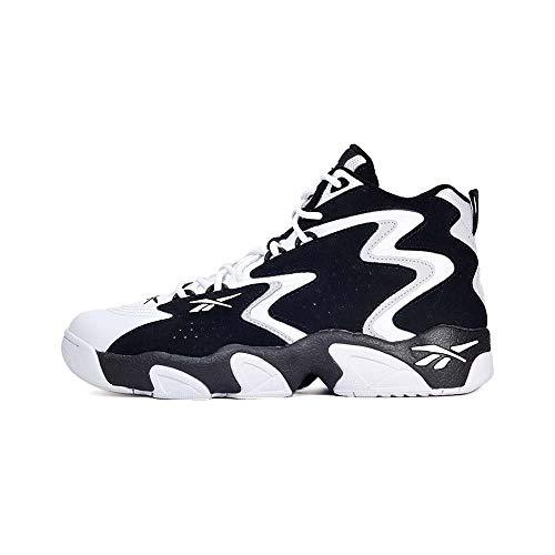 Mobius OG MU Reebok Sneakers Retro '90s Basketball style Black / White / Snowy Grey