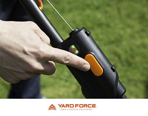 Cordless Self-Propelled Lawn Mower Speed