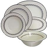 Noritake Westover - Juego de mesa de porcelana, edición limitada, 27 unidades