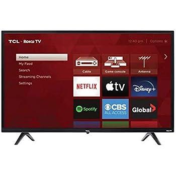 TCL Pantalla 32 Pulgadas Smart TV Roku 32S331-MX (Reacondicionado)