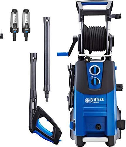 Nilfisk Hochdruckreiniger Premium 190-12 Power EU, blau/schwarz