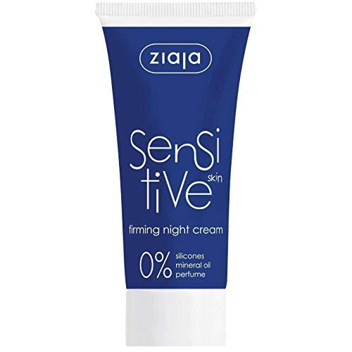 Ziaja Sensitive crema reafirmante de noche para pieles sensibles 50ml (ZSE02-15462)