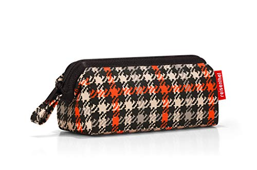 Reisenthel travelcosmetic XS glencheck Red Bolsa de Aseo 19 Centimeters 1.5 Multicolor (Glencheck Red)