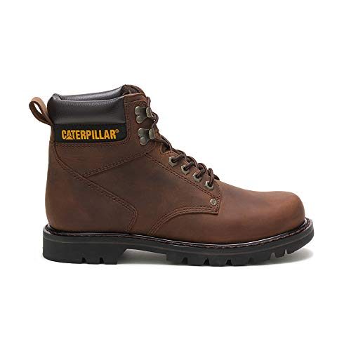 Caterpillar Men's 2nd Shift 6' Plain Soft-Toe Work Boot