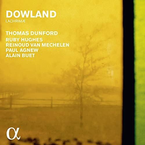 Thomas Dunford, Ruby Hughes, Reinoud Van Mechelen & Paul Agnew