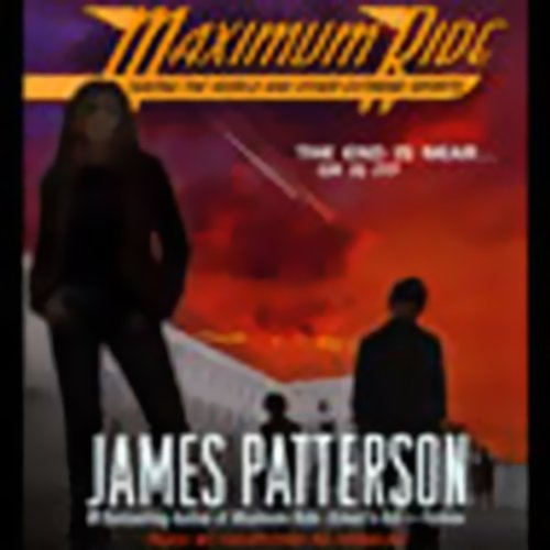 Maximum Ride 3 audiobook cover art