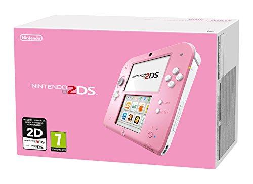 Nintendo Cons. Nintendo 2DS Rosa/Bianco 2203749