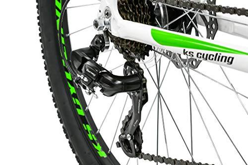 KS Cycling Herren Mountainbike Compound 27,5