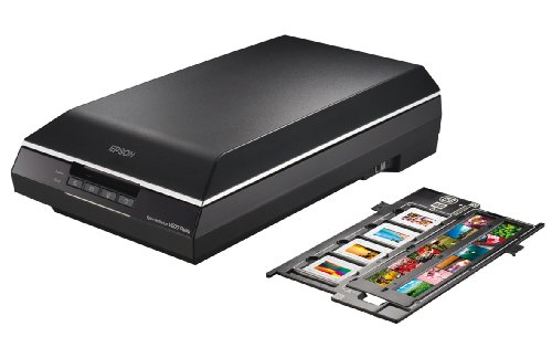 Epson Perfection V600 photo scanner for artists
