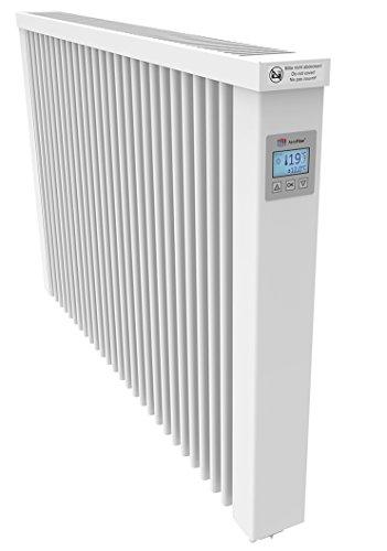 clasificación y comparación AeroFlow Midi 1950 Calentador eléctrico, núcleo de arcilla refractaria, aplicación disponible … para casa