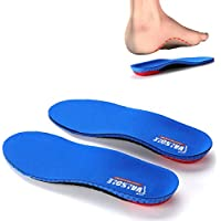 Valsole Superior Shock Absorption & Cushioning Running Athletic Insoles