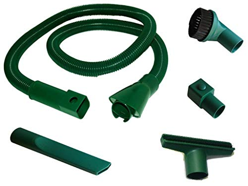 TUBO ASPIRAPOLVERE FOLLETTO FLESSIBILE KIT ACCESSORI VK 130-131 VK 135-136 VK 140-150-200 COMPATIBILE
