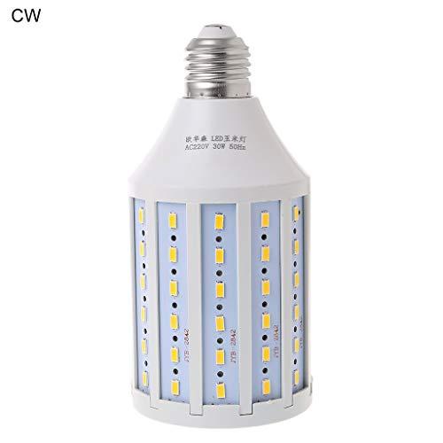 Viesky E27 LED energiebesparende lamp 30 W AC 220 V warm/koud wit licht maïs lamp 5730 SMD voor thuis decoratie Cw