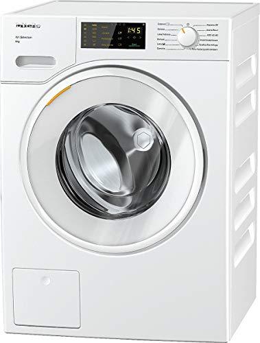Miele WSD 123 WCS, Standard Waschmaschine A+++ -10%, 50 dB, 1400 rpm, Frontlast, 8 kg