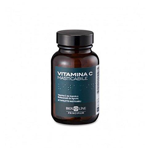 BiosLine Principium Vitamina C Masticabile 60 Tavolette