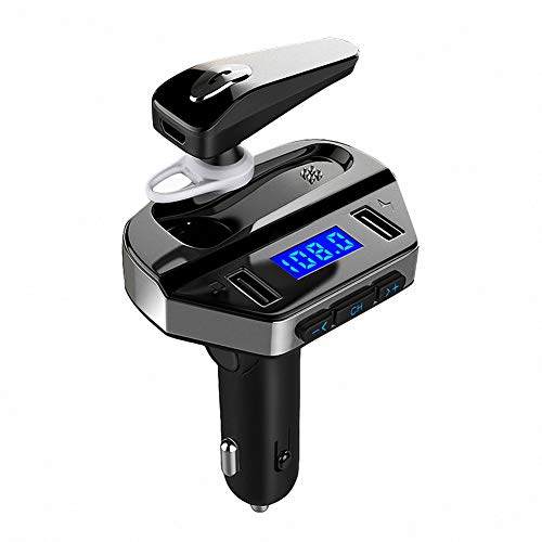 MANLI Bluetooth FM Transmitter A...