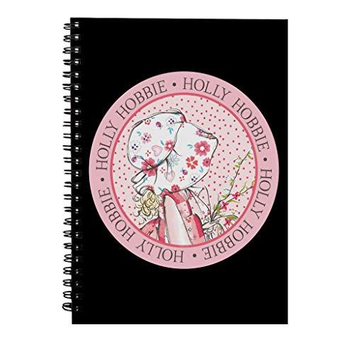 Holly Hobbie Circle Spiral Notebook