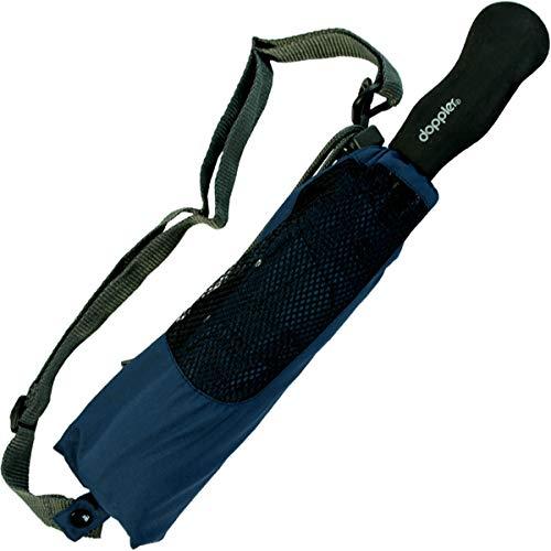 Partner- Schirm Taschenschirm Golf Trekking Safari XXL Navy