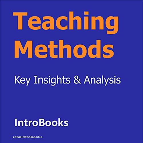 Teaching Methods cover art