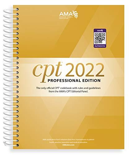 CPT Professional 2022