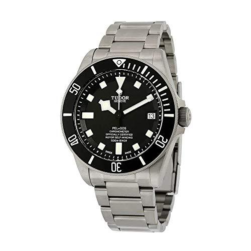 Tudor Pelagos 25600TN-BKTI, orologio da uomo nero