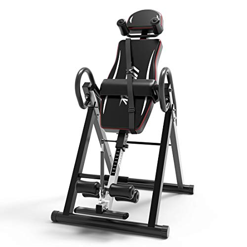 UBOWAY Heavy Duty Inversion Table -...