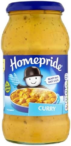 Homepride Curry Cook Sauce 500g In Super special price famous