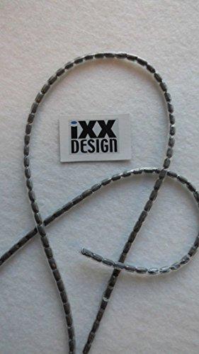 IXX-Design Öko - Bleiband, Bleischnur, PVC ummantelt, für Alles was Nässe ausgesetzt ist. Metergewicht 75 Gramm, 1 m, 3 m, 5 m, 7 m und 10 Meter (5)