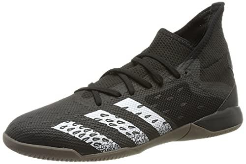 adidas Predator Freak .3 IN, Zapatillas de fútbol Hombre, NEGBÁS/FTWBLA/GUM5, 42 2/3 EU