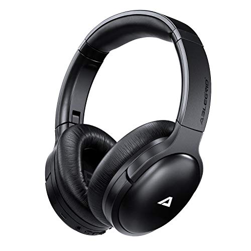 Hybrid Active Noise Cancelling Headphones,ABLEGRID Q10 Foldable Over...