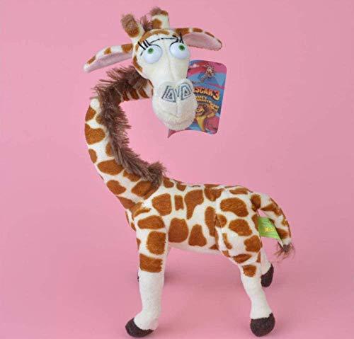 Madagascar Giraffe Knuffel Melman Baby Gift Kids Doll Wholesale
