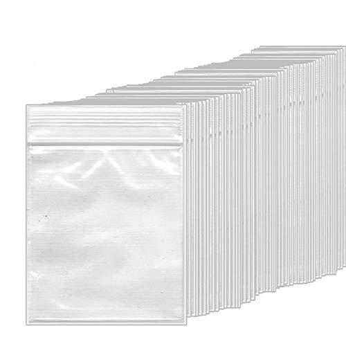 """Sandwich 12""""x15/"""" 50 en polyéthylène clair Usage Alimentaire Stockage Sacs en Plastique"""