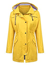 Image of Raincoat Women Waterproof...: Bestviewsreviews