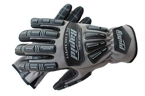 Fingerschutz zum Schutz von Mechanikern, Sicherheitsausrüstung und Ausrüstung, Anti-Vibration, schnittfest, Größe L