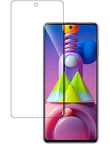 9H Edge to Edge Coverage Tempered Glass/Screen Protector/Screen Guard Compatible for Samsung Galaxy M51 / F62 / A71 / Mi Redmi Note 10 Pro/Note 10 Pro