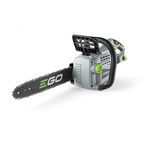 EGO Power+ CS1400 14-Inch 56-Volt Lithium-Ion Cordless Chainsaw -...