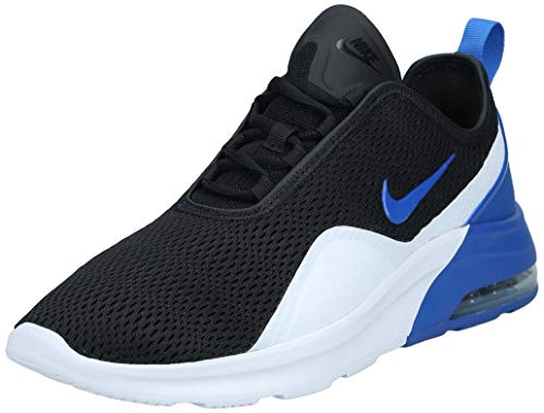 Nike Men's Running Shoes, Multicolour Black Game Royal White 001, US:5