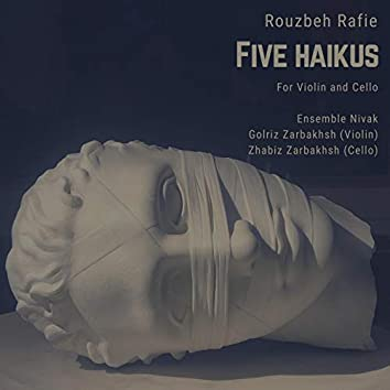Five Haikus for Violin and Cello