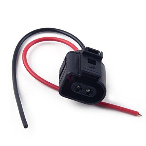 CITALL Nebelscheinwerfer Verdrahtungsstecker Pigtailstecker 1J0973722