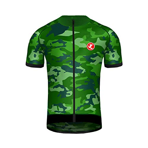 Uglyfrog HZD19 kurzarmtrikot Sportbekleidung Radtrikots Kurzarm Fahrradbekleidung Fahrrad top Männer MTB Jersey Atmungsaktive Sommer