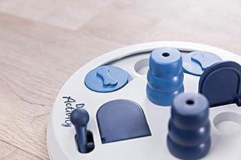 Trixie 32026 Dog Activity Flip Board Jeu de stratégie pour chien, 23 cm - Coloris aléatoire