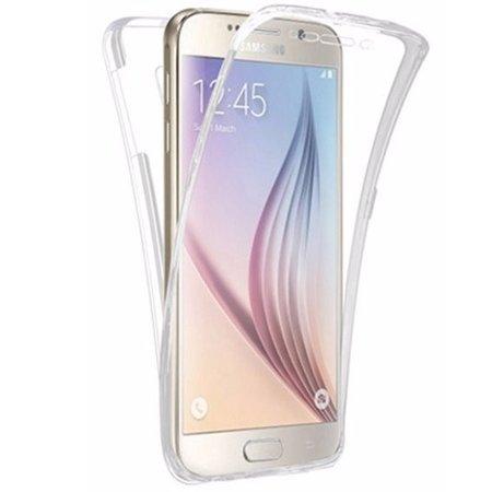 Mb Accesorios Samsung Galaxy Samsung S7 Funda DE Silicona Delantera + Trasera...