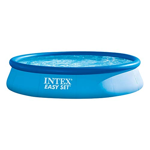 Intex Easy Set Pool - Aufstellpool, 396cm x 84cm x 74cm