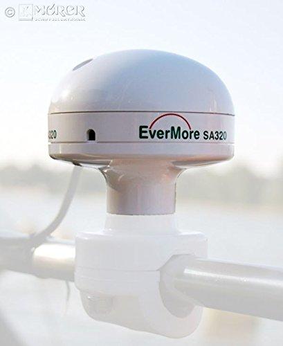 Evermore Marine GPS Empfänger - 12 Kanal - NMEA -0183