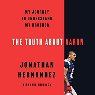 The Truth About Aaron audiobook cover art