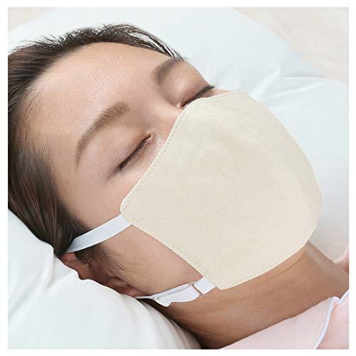 サイプラス イビピタンマスク いびき対策 消音二重マスク