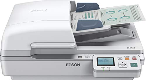 Fantastic Prices! Epson Workforce Ds-7500n A4 Led Plat 40ppm/80ipm 1200dpi usb eth