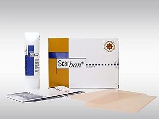 لاصقات سيليكون خفيفة من سكاربان 10×15 سم، 2 ورقة