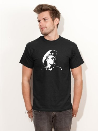BIGTIME.de T-Shirt James Dean Film Kult Shirt E99 - Gr. L