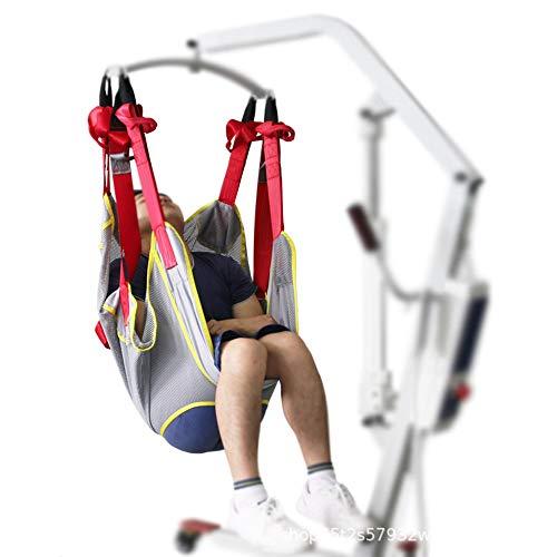 Nylontuch Hebeschlinge, Mobile Toilettenhilfsganzkörperübertragungsband Für Personen Mit Bewegungseinschränkungen, Lager 230Kg